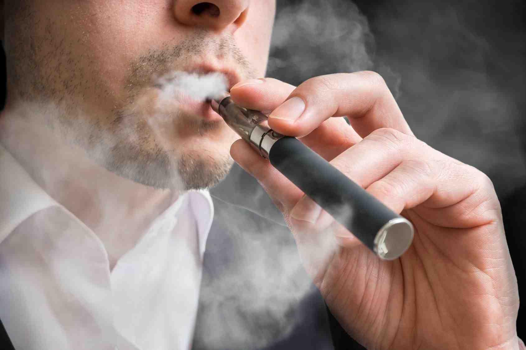 Quand on fume pour la première fois ?